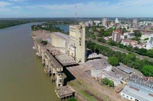 Santa Fe fundamenta su puerto en el nuevo contrato de hidrovía -  -