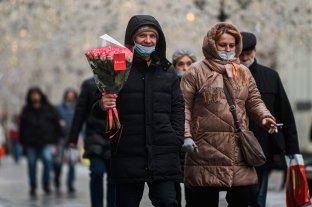 Por segundo día consecutivo, Rusia registra récord de víctimas por Covid-19