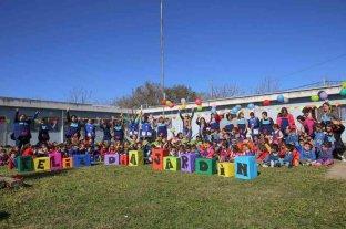 San Lorenzo: el 30 de noviembre abre la inscripción a los jardines municipales