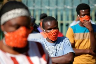África superó los 50 mil decesos por Covid-19