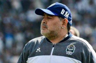 Llora el fútbol argentino: murió Maradona -  -