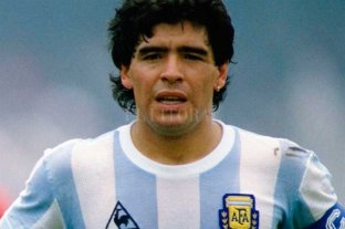 Tres días de duelo por la muerte de Maradona -