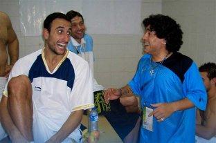 Ginóbili y el básquet argentino también conmocionados por la muerte de Maradona