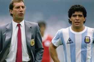 """""""Apagamos los televisores para que Carlos no se entere de la muerte de Diego"""", dijo Jorge Bilardo -"""