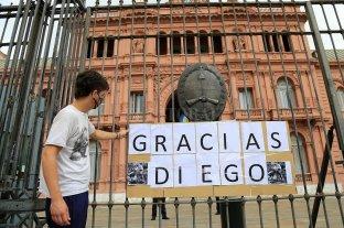 """Con Maradona, Argentina se prepara para un nuevo """"masivo adiós"""" de dimensiones históricas"""