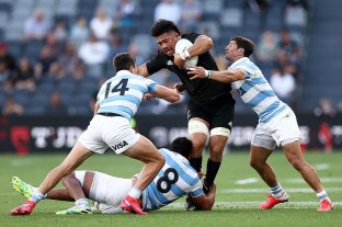 Los Pumas y los All Blacks con equipos confirmados -  -