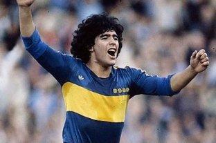 """Más de 12.300 personas fueron bautizadas con los nombres """"Diego Armando"""" desde que Maradona debutó en 1976"""
