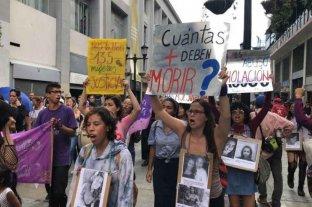Marchas y acciones en el mundo para poner fin a la violencia contra las mujeres