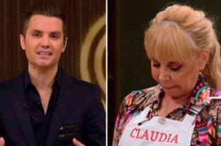 El mensaje de MasterChef a Claudia Villafañe por la muerte de Maradona -