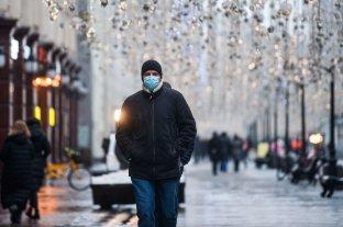 Rusia registró más de 25 mil nuevos contagios de Covid-19
