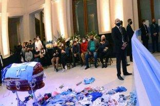 El cortejo fúnebre será desde Casa Rosada a las 19