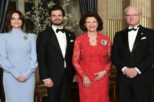 Suecia: los príncipes Carlos Felipe y Sofía tienen coronavirus