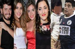 """La herencia de Maradona: cinco hijos reconocidos, varios """"en trámite"""" y un patrimonio incierto -"""