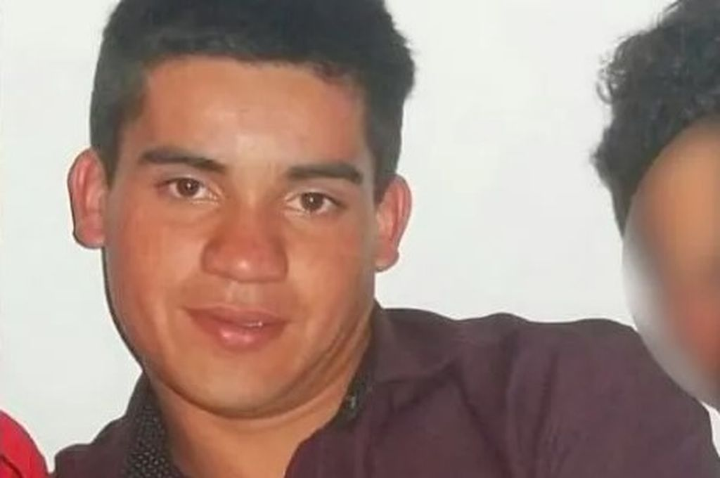 Javier Gómez, víctima de homicidio Crédito: Captura de pantalla