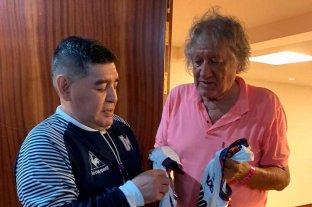 """La hija de """"Trinche"""" Carlovich habló de la relación de su papá con Diego Maradona"""