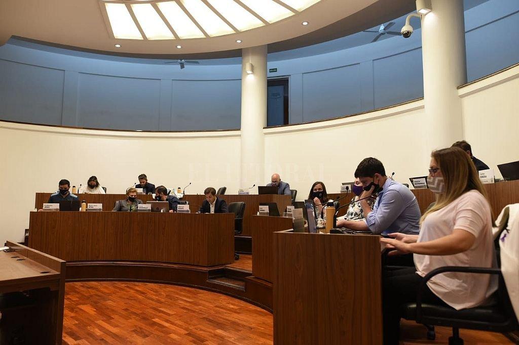 Crédito: Prensa Concejo Municipal