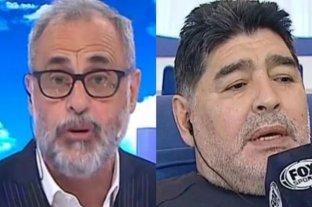 Según Jorge Rial, Diego Maradona habría firmado su última voluntad: ser embalsamado -  -