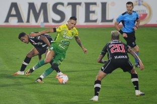 Defensa y Justicia empató 1 a 1 con Vasco da Gama en la ida de los octavos de final