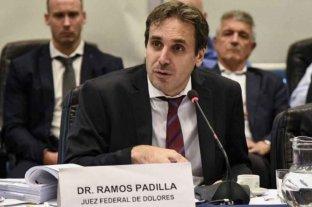 Alberto Fernández propuso a Ramos Padilla para el juzgado federal de La Plata