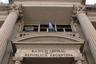 """El Banco Central advirtió """"una leve aceleración inflacionaria"""""""