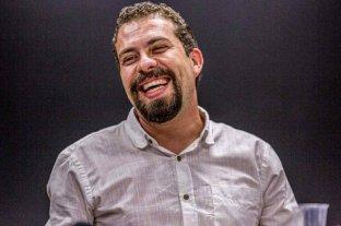 Guilherme Boulos, nueva figura de la izquierda brasileña y candidato en San Pablo