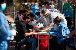 Córdoba registró cerca de mil nuevos contagios de Covid-19
