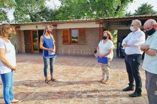 Colonia Iturraspe: la Escuela Nº 405 volverá a contar con internet