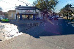 Destrozos y robo en una panadería del sur de la ciudad de Santa Fe - La zona donde se produjo el hecho  -