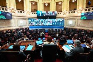 El Senado comienza a debatir el proyecto que modifica la movilidad jubilatoria