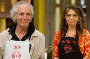 Boy Olmi y Patricia Sosa quedaron eliminados del MasterChef Celebrity