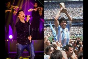 """""""Barrilete de Dios"""": la canción que nació entre lágrimas como homenaje a Diego"""