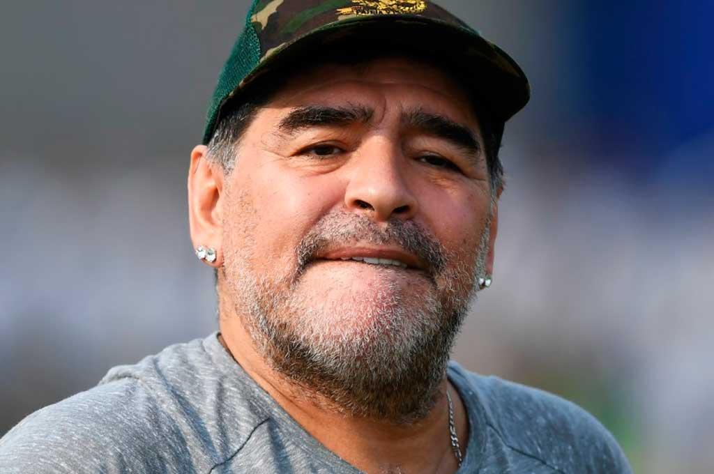 """Maradona y la """"explosión"""" de las redes sociales -  -"""