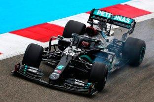 Hamilton lideró los primeros entrenamientos en Bahrein