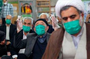 Irán marca récord en contagios de Covid-19, más de 14 mil en la última jornada