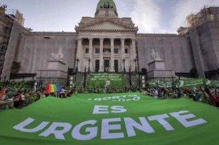 El tratamiento del aborto fue acordado por diputados de oficialismo y oposición