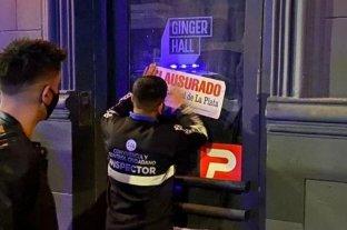Desactivan una fiesta electrónica que se realizaba en un bar de La Plata con unas 100 personas
