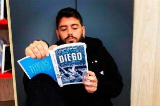 """""""Capitán de mi corazón, nunca vas a morir"""", la despedida de Diego Jr"""