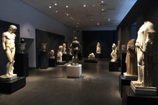 Una turista devolvió un mármol al Museo Nacional Romano que había robado para su novio