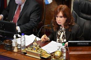 """En el Senado nacional habrá sesiones """"virtuales"""" hasta el 1 de marzo"""