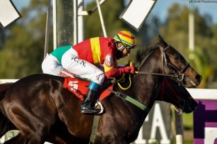 Great Escape y Roman Pleasure van por el Gran Premio Nacional en Palermo