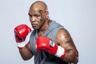 Mike Tyson vuelve este sábado al boxeo en una exhibición con Roy Jones