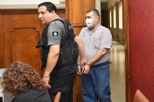 """""""Yo me iba de la casa y él le pegaba"""" - El acusado José Luis Catuzzi. -"""