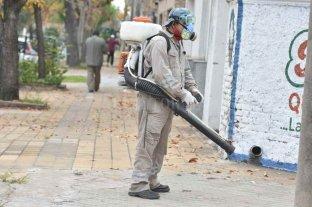 Tareas de prevención en barrio Pompeya