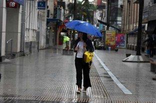 Se renovó el alerta por lluvias y tormentas fuertes para el centro y norte de Santa Fe -