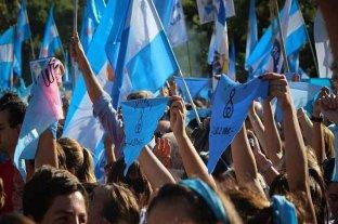 Realizan marchas en todo el país contra la legalización del aborto