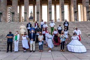 Colectividades 2020: distinguen a las asociaciones fundacionales del tradicional encuentro