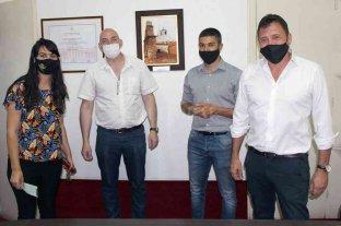 San Lorenzo: el municipio otorgó ayudas a instituciones y deportistas locales