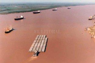 """Lifschitz: """"Santa Fe tiene que liderar el proyecto de la nueva hidrovía"""""""