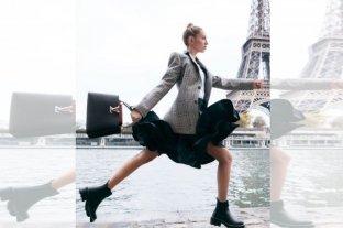 Olympia de Grecia protagoniza la nueva campaña publicitaria de Louis Vuitton