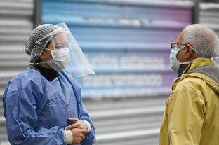 Coronavirus en Argentina: 106 fallecidos y 6.098 nuevos contagiados -  -
